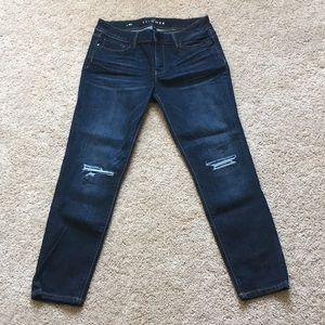 NWOT WHBM skimmer Jean